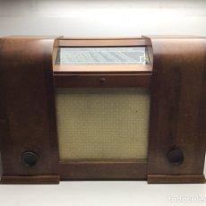 Radios de válvulas: ANTIGUA RADIO PHILIPS 461 - AÑO 1937 - NO ESTA PROBADA - 125 V. Lote 279331633