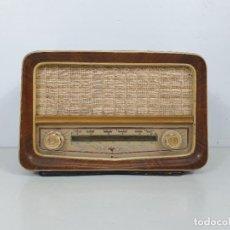 Radios de válvulas: ANTIGUA RADIO DE VÁLVULAS. Lote 279422218