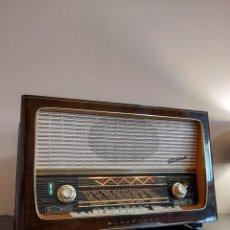 Radios de válvulas: ANTIGUA RADIO DE VÁLVULAS BLAUPUNKT RIVIERA AÑO 1959. Lote 280461478