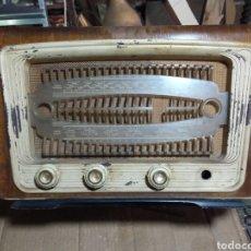 Radios de válvulas: RADIO ANTIGUA SIN MARCA.. Lote 281002348