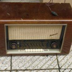 Radio a valvole: PRECIOSA RADIO ANTIGUA. Lote 281929833
