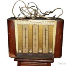 Radios à lampes: ANTIGUA RADIO DE VALVULAS MARCONI. Lote 285036798