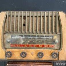 Radios à lampes: ANTIGUA RADIO A VÁLVULAS GALLART. Lote 285057293
