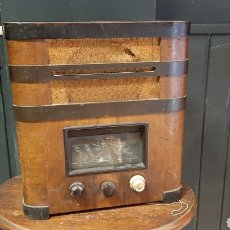 Radios à lampes: ANTIGUA RADIO CAPILLA RADIONE NUMERO 318. Lote 285384338