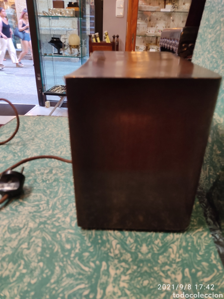 Radios de válvulas: Radio Marconi model 443 - Foto 7 - 286509078