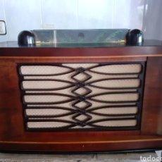 Radios de válvulas: RADIO PHILIPS BX690A/12 , FUNCIONANDO, VER FOTOS Y DESCRIPCION. Lote 286648598