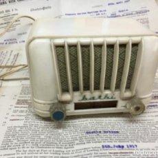 Radios à lampes: PRECIOSA RADIO BARBI - FABRICANTE ANDRÉS VALLS - Nº DE LÁMPARAS 4 - MODELO MUY DIFICIL - AÑOS 5. Lote 286856153
