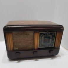 Radios à lampes: ANTIGUA RADIO SUN 77-A. Lote 287247983