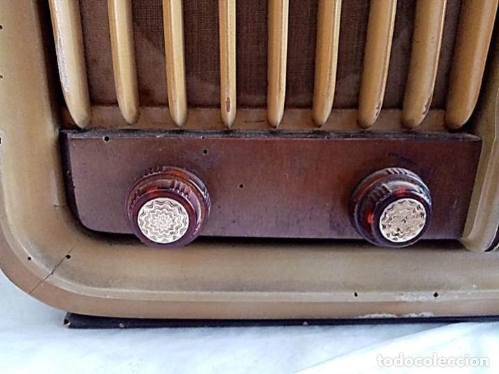 Radios de válvulas: RADIO MAGESTIC MODELO COPPELIA AÑOS 40 - Foto 3 - 287546143