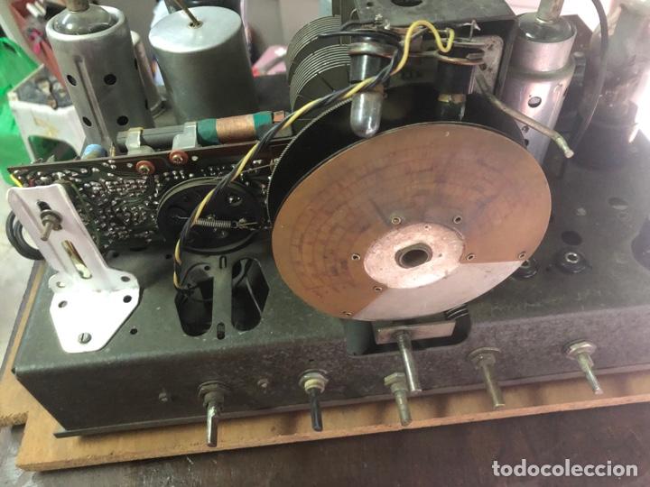 Radios de válvulas: RADIO DE CAPILLA ANTIGUO DE PIE. - Foto 10 - 287607313