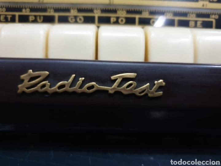Radios de válvulas: Radio Test, Scherzo - Foto 4 - 287709003