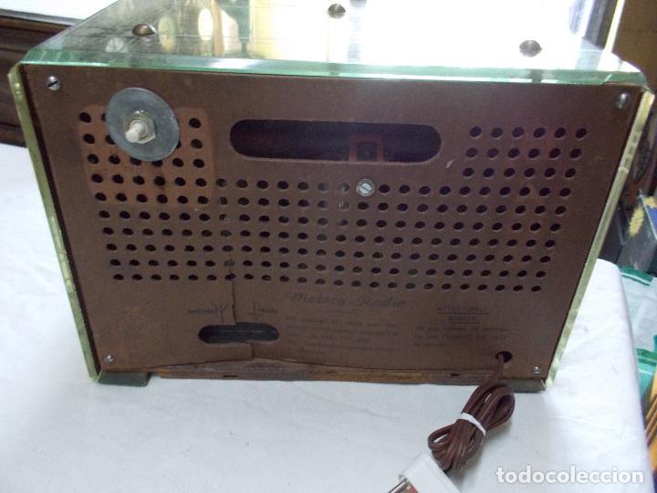 Radios de válvulas: radio victory - Foto 9 - 287776933