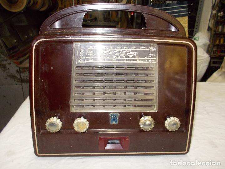 Radios de válvulas: rado Radiola - Foto 3 - 287777648