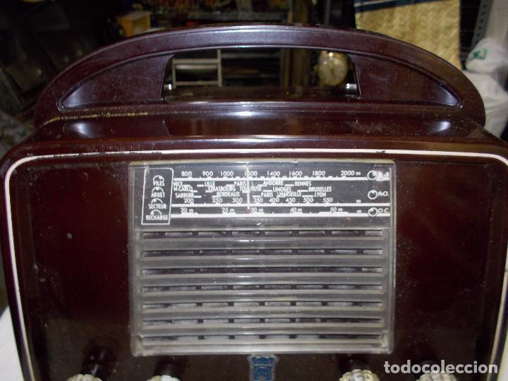 Radios de válvulas: rado Radiola - Foto 4 - 287777648