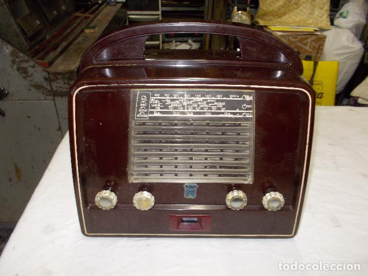 Radios de válvulas: rado Radiola - Foto 5 - 287777648