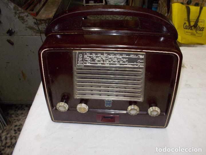 RADO RADIOLA (Radios, Gramófonos, Grabadoras y Otros - Radios de Válvulas)