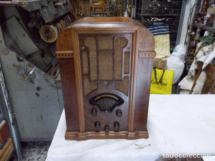 Radios de válvulas: radio atwater kent - Foto 3 - 287779373