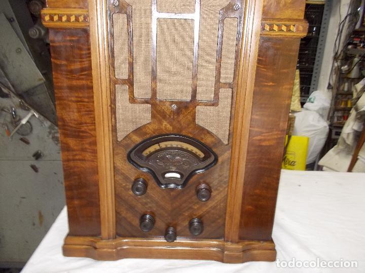 Radios de válvulas: radio atwater kent - Foto 5 - 287779373