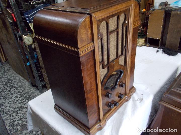 Radios de válvulas: radio atwater kent - Foto 6 - 287779373