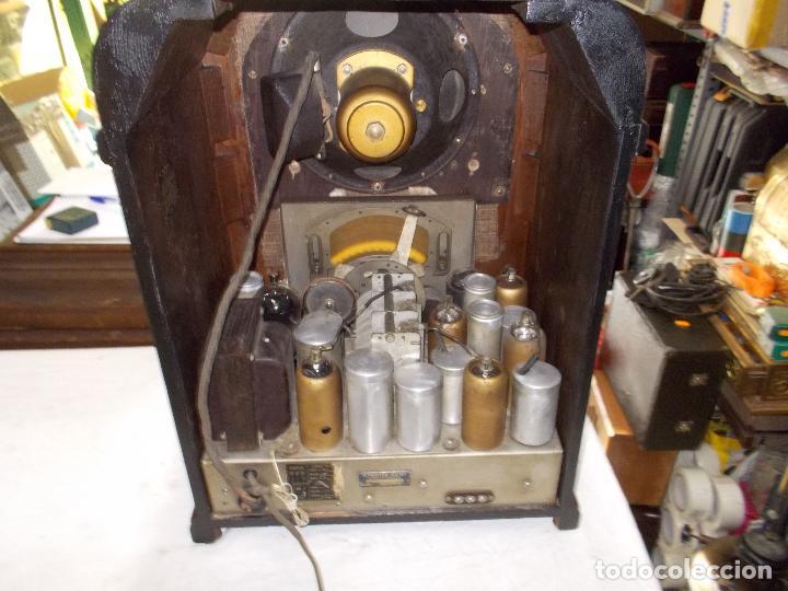 Radios de válvulas: radio atwater kent - Foto 9 - 287779373