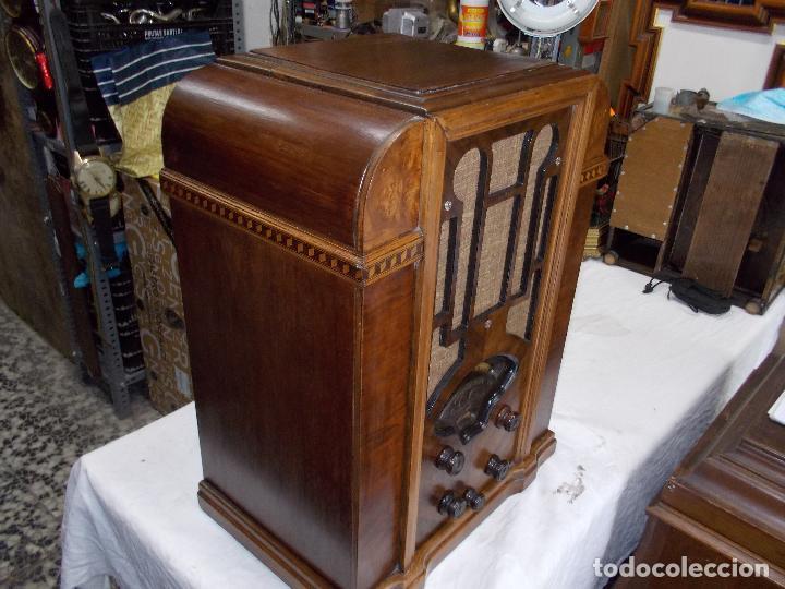 Radios de válvulas: radio atwater kent - Foto 12 - 287779373
