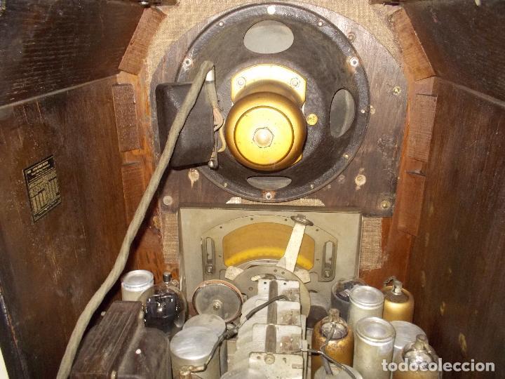Radios de válvulas: radio atwater kent - Foto 14 - 287779373