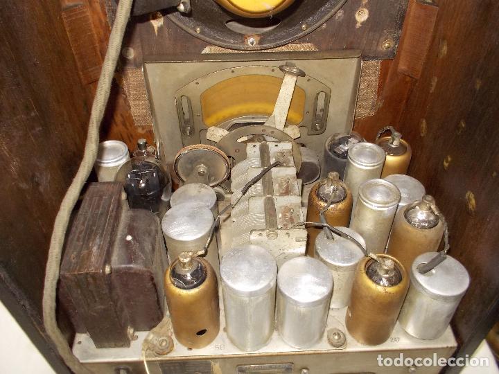 Radios de válvulas: radio atwater kent - Foto 15 - 287779373