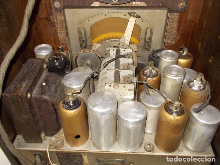 Radios de válvulas: radio atwater kent - Foto 17 - 287779373
