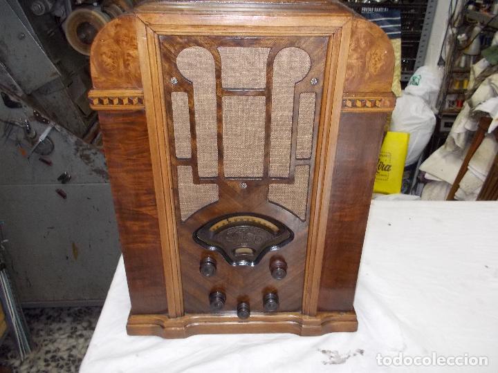 RADIO ATWATER KENT (Radios, Gramófonos, Grabadoras y Otros - Radios de Válvulas)