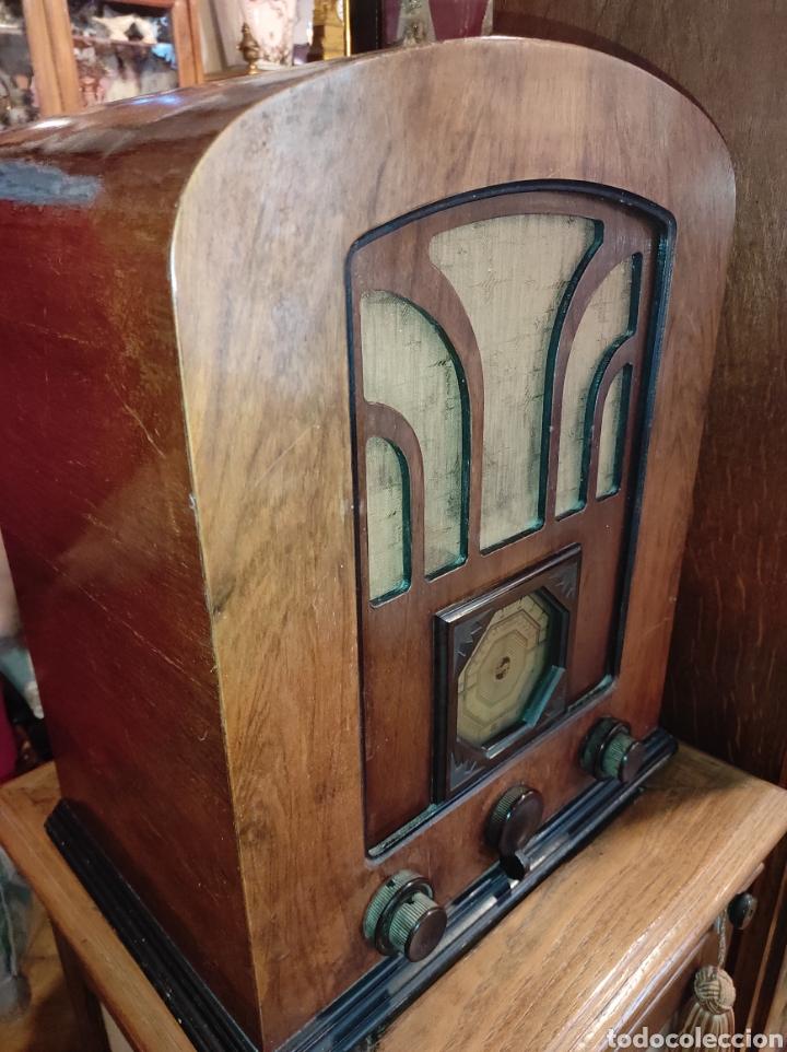 Radios de válvulas: Antigua Radio de Válvulas Philips 534 A - Tipo Capilla - Leer Descripción - - Foto 2 - 287838788