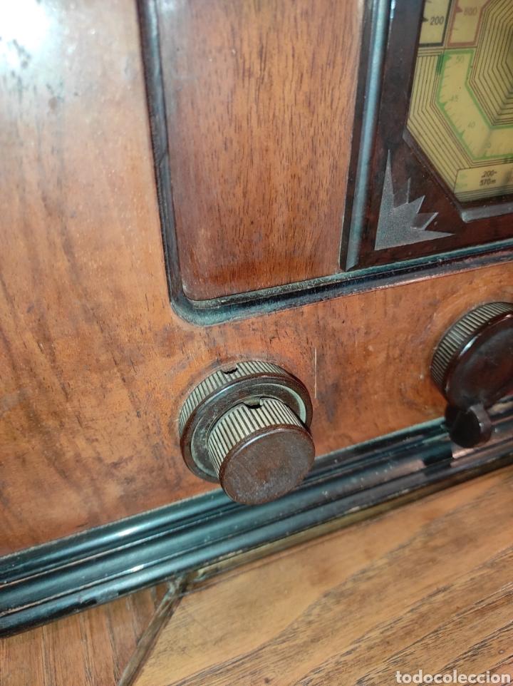 Radios de válvulas: Antigua Radio de Válvulas Philips 534 A - Tipo Capilla - Leer Descripción - - Foto 4 - 287838788