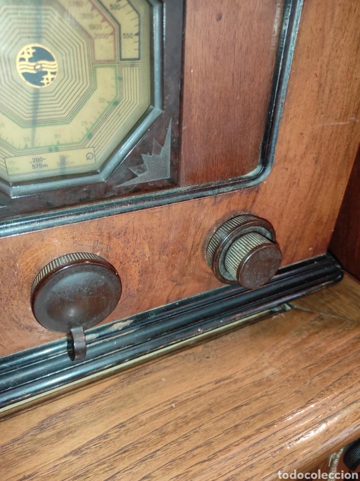 Radios de válvulas: Antigua Radio de Válvulas Philips 534 A - Tipo Capilla - Leer Descripción - - Foto 5 - 287838788