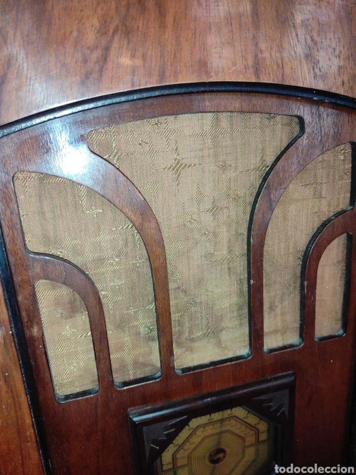 Radios de válvulas: Antigua Radio de Válvulas Philips 534 A - Tipo Capilla - Leer Descripción - - Foto 6 - 287838788