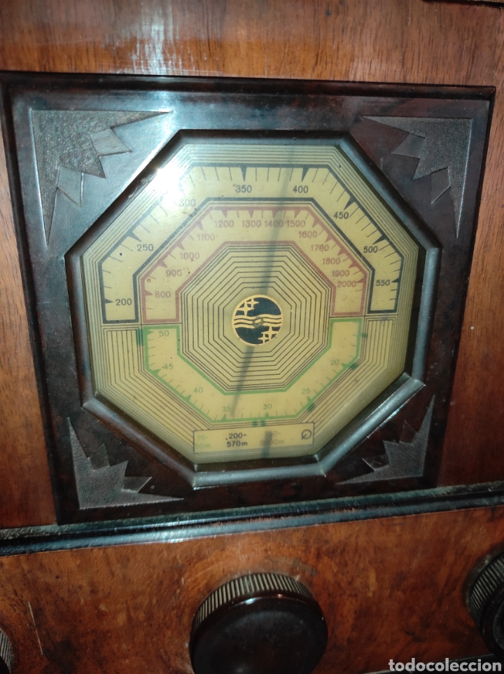 Radios de válvulas: Antigua Radio de Válvulas Philips 534 A - Tipo Capilla - Leer Descripción - - Foto 8 - 287838788