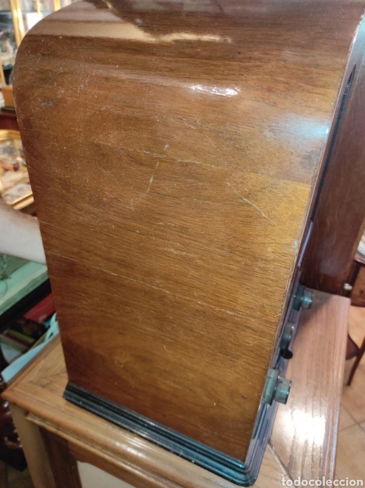 Radios de válvulas: Antigua Radio de Válvulas Philips 534 A - Tipo Capilla - Leer Descripción - - Foto 9 - 287838788