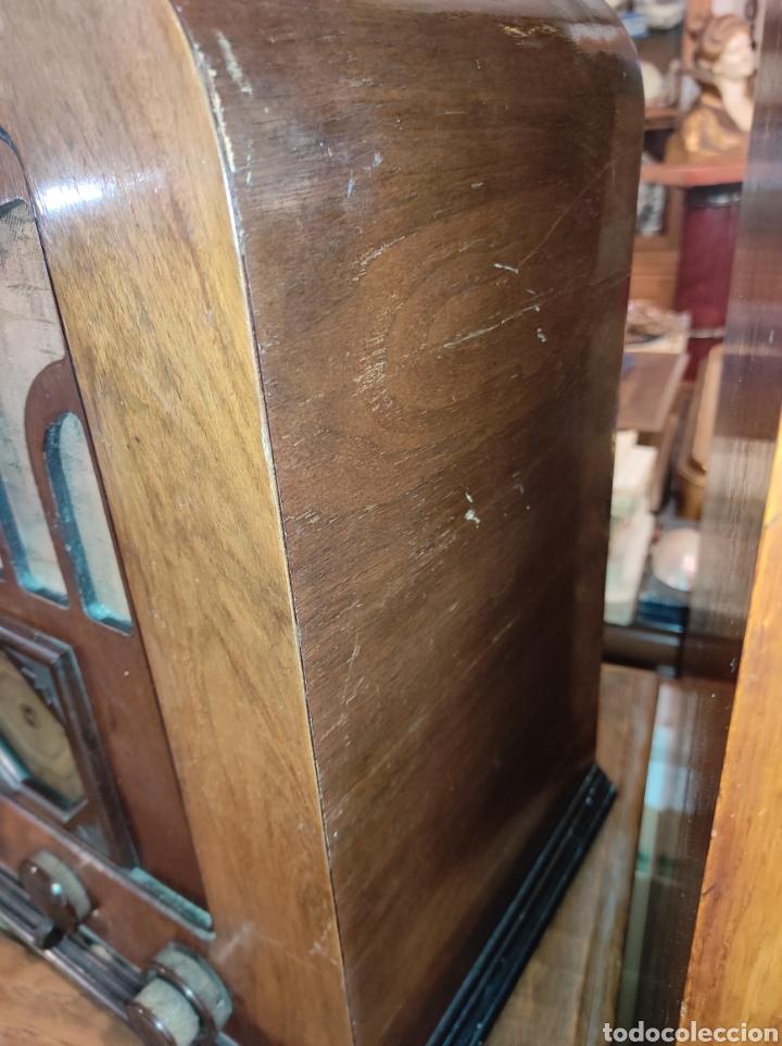 Radios de válvulas: Antigua Radio de Válvulas Philips 534 A - Tipo Capilla - Leer Descripción - - Foto 10 - 287838788