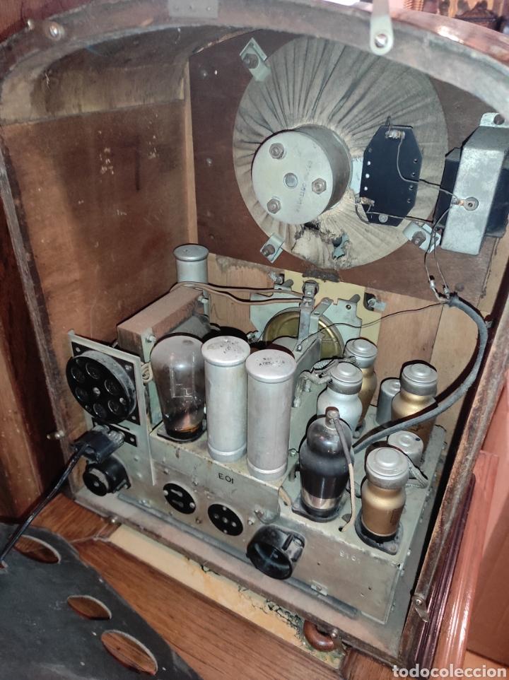 Radios de válvulas: Antigua Radio de Válvulas Philips 534 A - Tipo Capilla - Leer Descripción - - Foto 17 - 287838788