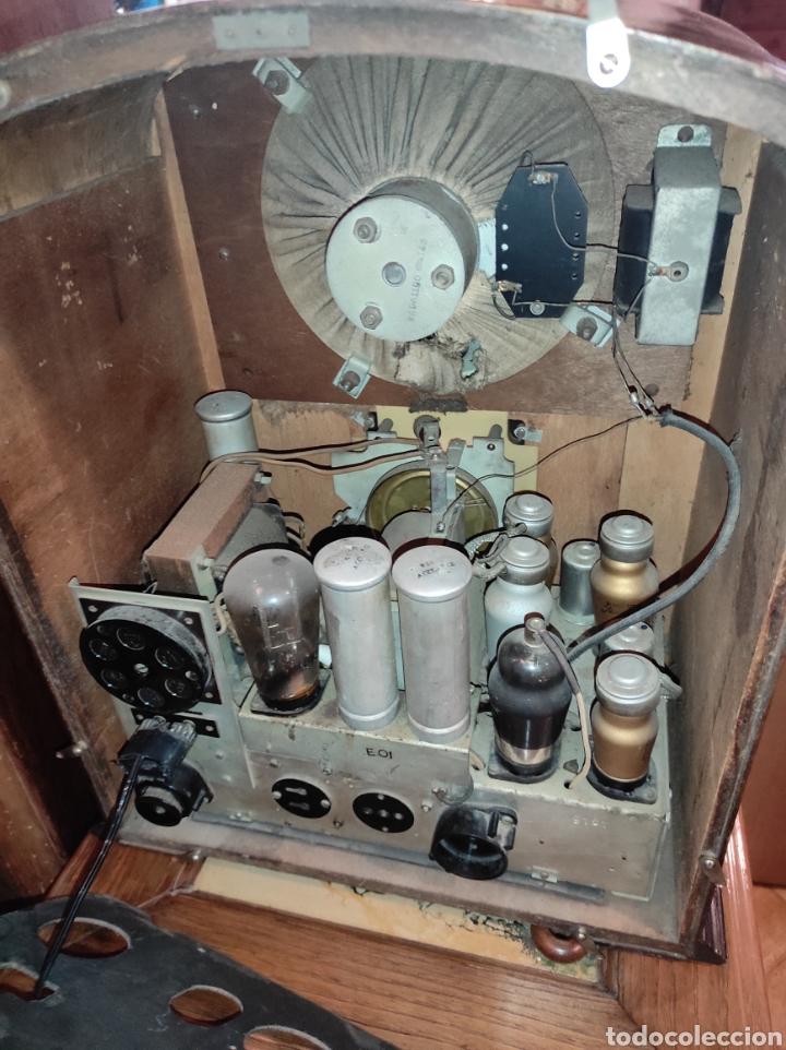 Radios de válvulas: Antigua Radio de Válvulas Philips 534 A - Tipo Capilla - Leer Descripción - - Foto 18 - 287838788