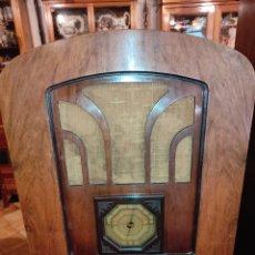 Radios de válvulas: ANTIGUA RADIO DE VÁLVULAS PHILIPS 534 A - TIPO CAPILLA - LEER DESCRIPCIÓN -. Lote 287838788
