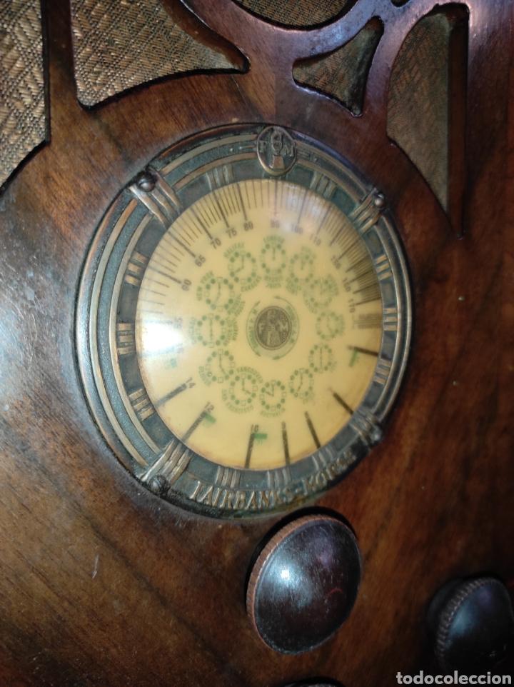 Radios de válvulas: Antigua Radio de Válvulas Fairbanks - Morse modelo 60 - Tipo Capilla - Leer Descripción - - Foto 4 - 287839848