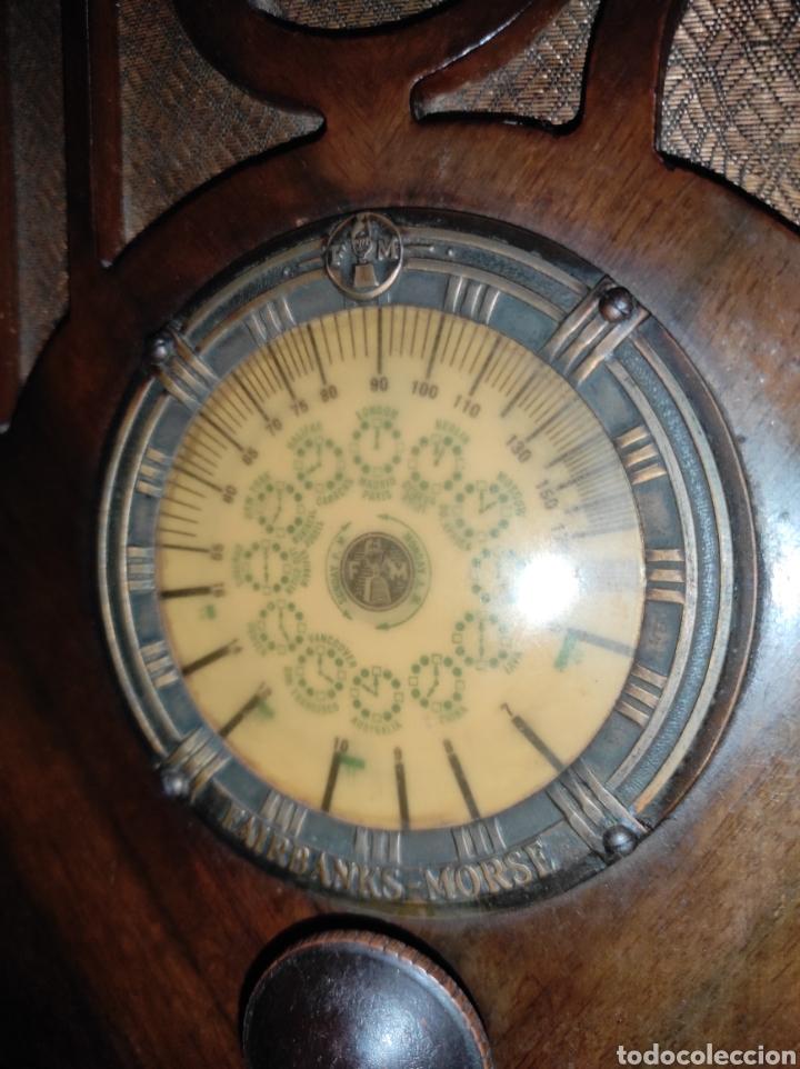 Radios de válvulas: Antigua Radio de Válvulas Fairbanks - Morse modelo 60 - Tipo Capilla - Leer Descripción - - Foto 5 - 287839848