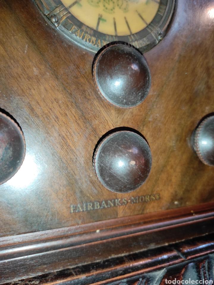 Radios de válvulas: Antigua Radio de Válvulas Fairbanks - Morse modelo 60 - Tipo Capilla - Leer Descripción - - Foto 7 - 287839848