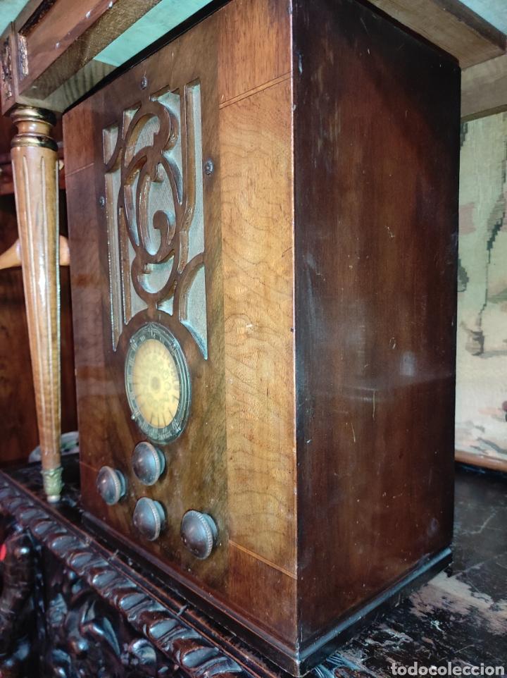 Radios de válvulas: Antigua Radio de Válvulas Fairbanks - Morse modelo 60 - Tipo Capilla - Leer Descripción - - Foto 10 - 287839848
