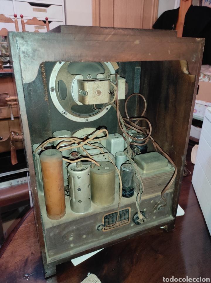 Radios de válvulas: Antigua Radio de Válvulas Fairbanks - Morse modelo 60 - Tipo Capilla - Leer Descripción - - Foto 12 - 287839848