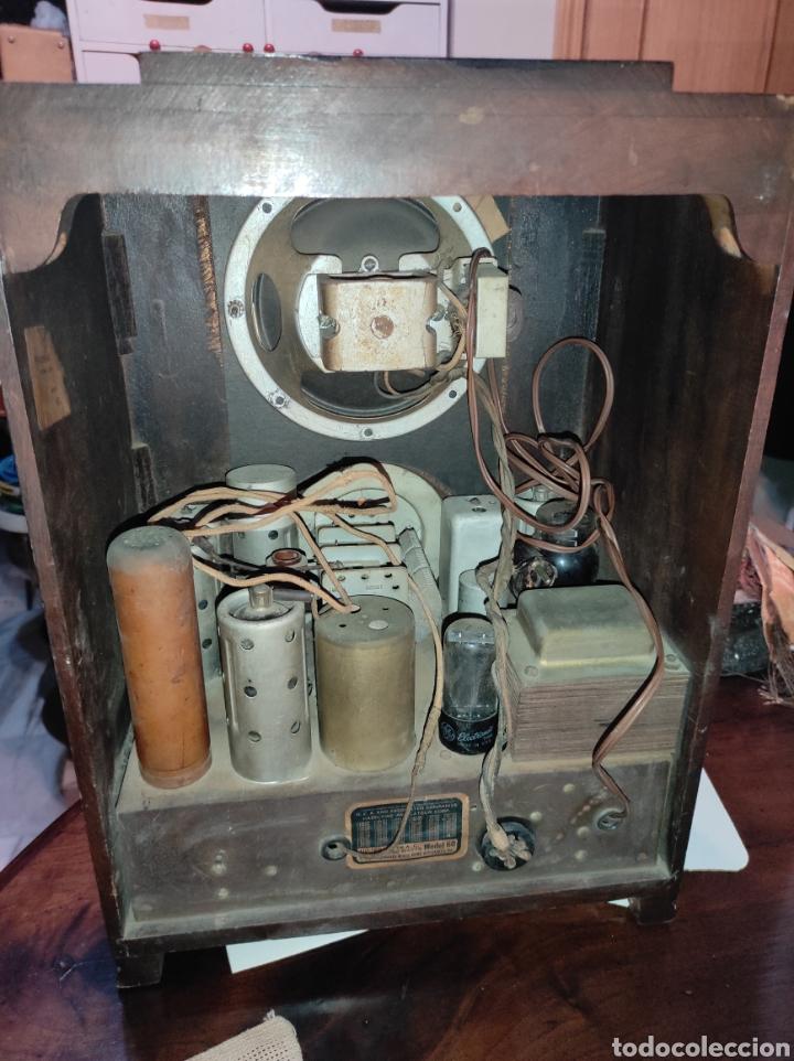 Radios de válvulas: Antigua Radio de Válvulas Fairbanks - Morse modelo 60 - Tipo Capilla - Leer Descripción - - Foto 13 - 287839848