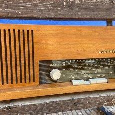 Radios de válvulas: RADIO ANTIGUA LOEWE OPTA. Lote 287995908