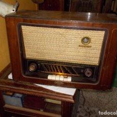 Radios de válvulas: RADIO GRUNDIG. Lote 289480013