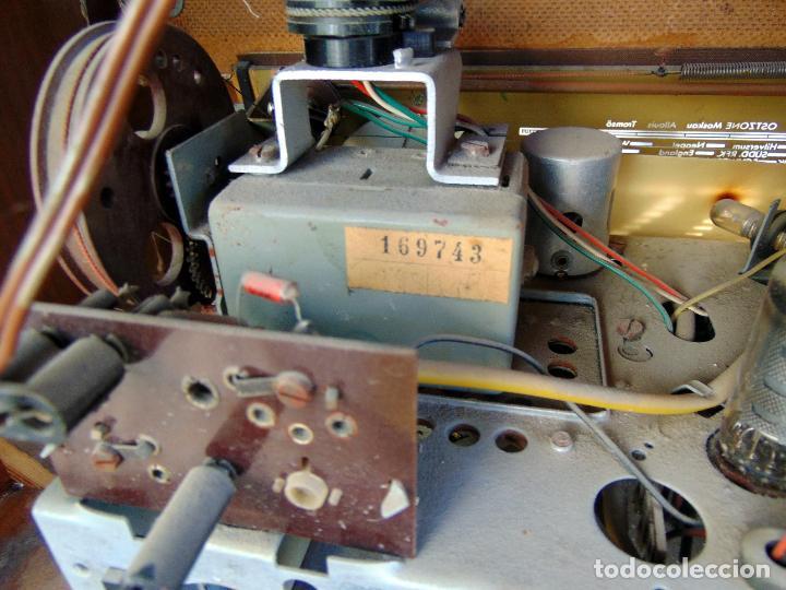 Radios de válvulas: GRAN RADIO NORDMENDE FHONO SUPER, VER FOTOS Y DESCRIPCIÓN - Foto 8 - 289725748