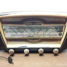 Radios de válvulas: COMPAÑÍA FRANCO AMERICANA DE RADIO, BAYARD 51. Lote 289734353