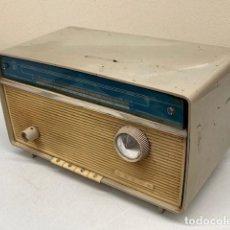 Radios de válvulas: RADIO ASKAR DE BAQUELITA. Lote 290690608